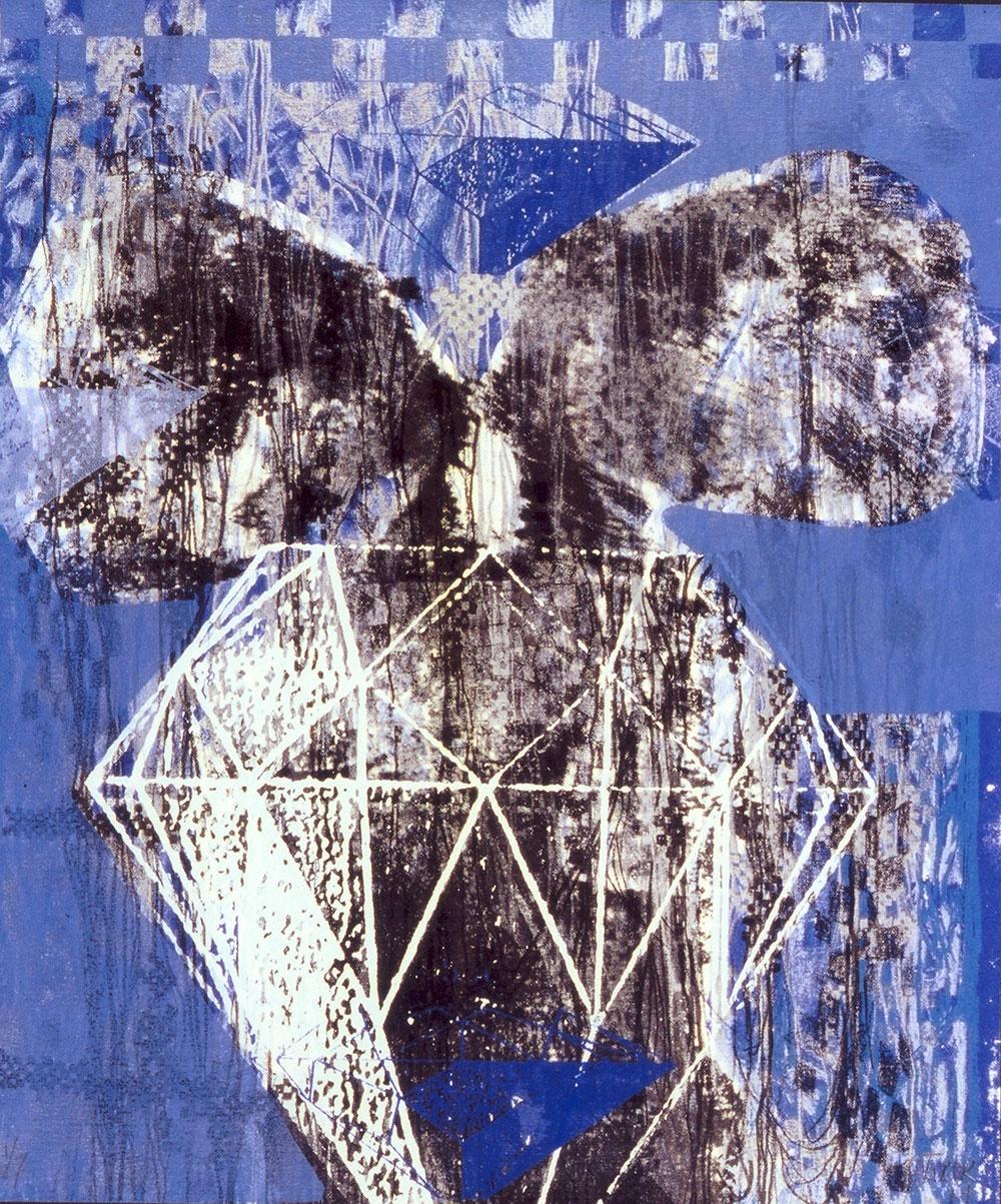 Mickey–mouse-2-zeefdruk-42×35-cm
